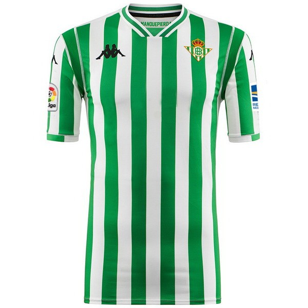 Maillot Foot Pas Cher Real Betis Domicile 2018/19 Vert
