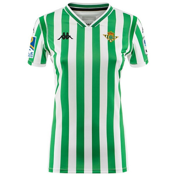Maillot Foot Pas Cher Real Betis Domicile Femme 2018/19 Vert