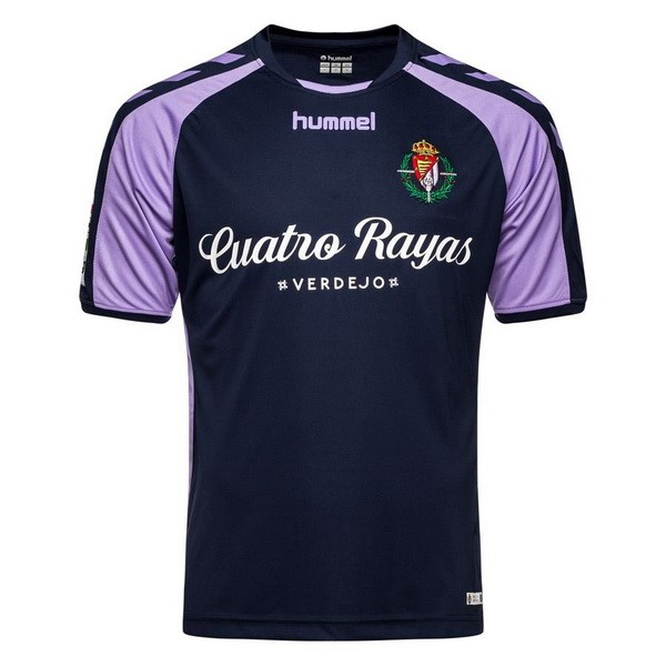 Maillot Foot Pas Cher Real Valladolid Exterieur 2018/19 Bleu
