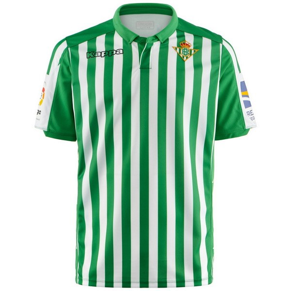 Maillot Foot Pas Cher Real Betis Domicile 2019/20 Vert