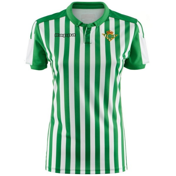 Maillot Foot Pas Cher Real Betis Domicile Femme 2019/20 Vert