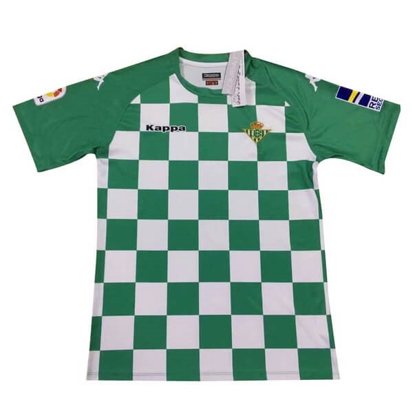 Maillot Foot Pas Cher Real Betis Edition commémorative 2019/20 Vert