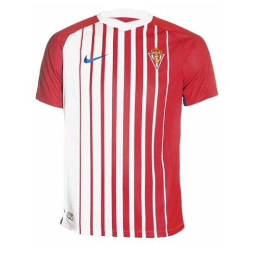 Maillot Foot Pas Cher Sporting Gijon Domicile 2019/20