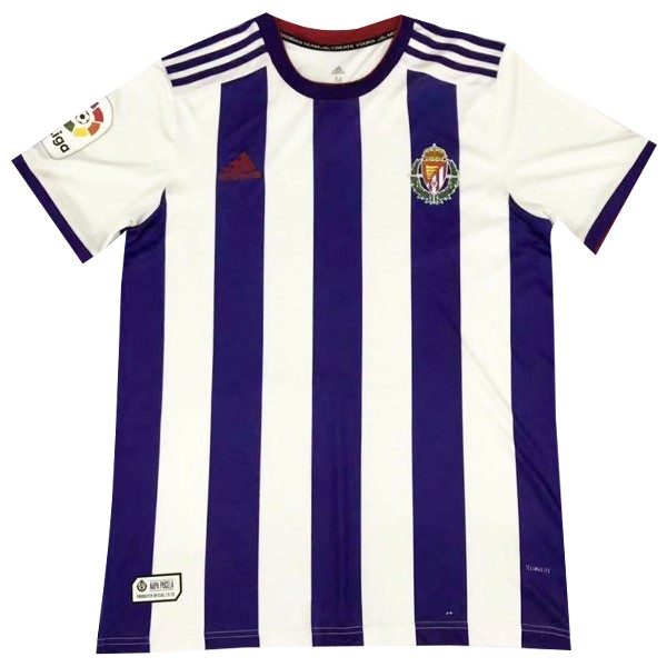 Thailande Maillot Foot Pas Cher Real Valladolid Domicile 2019/20 Purpura