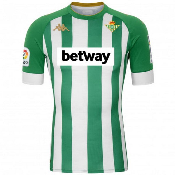 Thailande Maillot Foot Pas Cher Real Betis Domicile 2020/21 Vert
